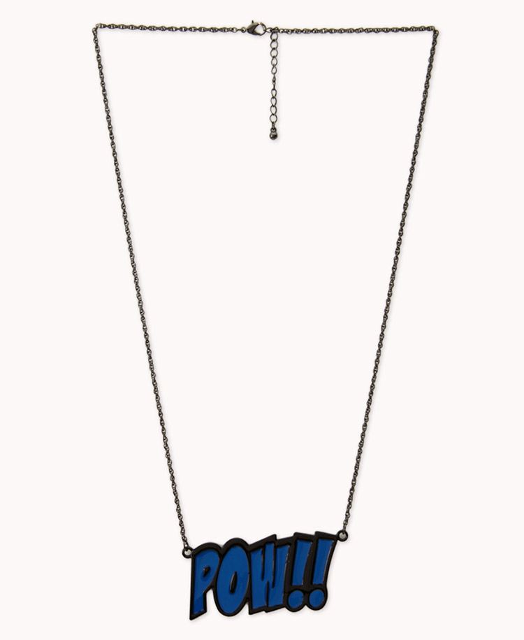 Pow Necklace
