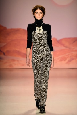 Mara Hoffman - Runway - Mercedes-Benz Fashion Week Fall 2015